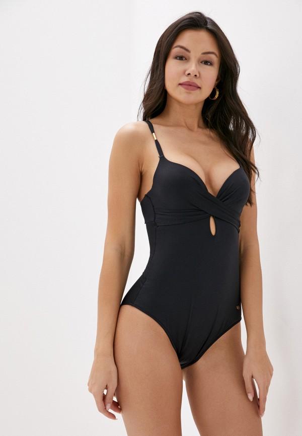 женский купальник women'secret, черный