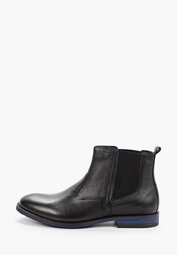 Фото - Ботинки Wojas черного цвета