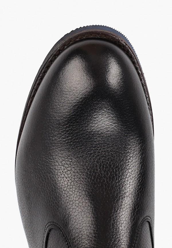Фото 4 - Ботинки Wojas черного цвета