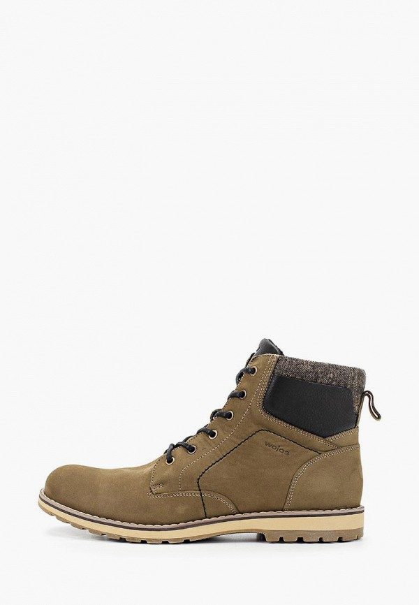 мужские ботинки wojas, хаки