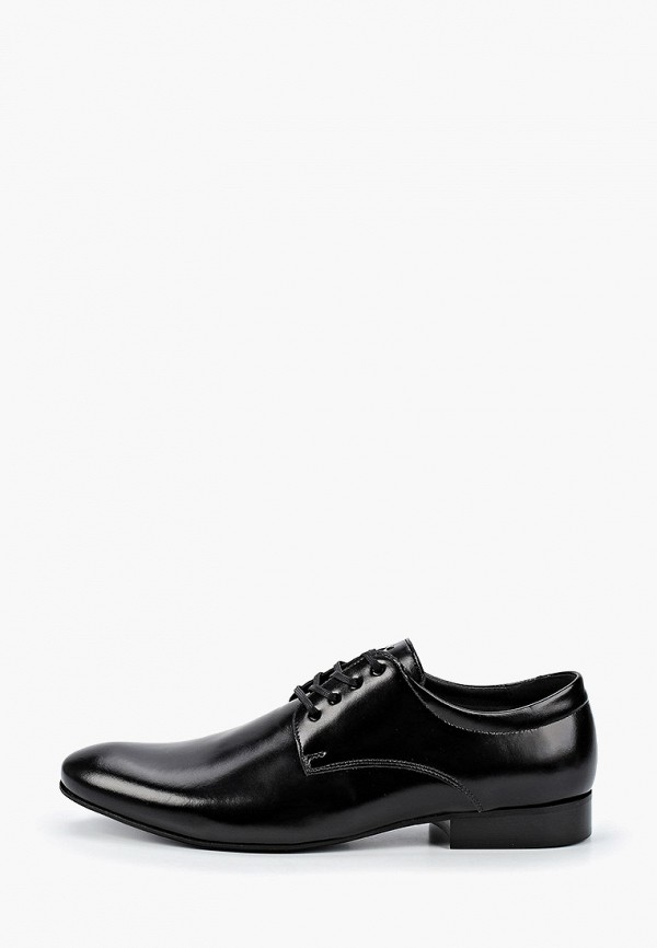 мужские туфли wojas, черные