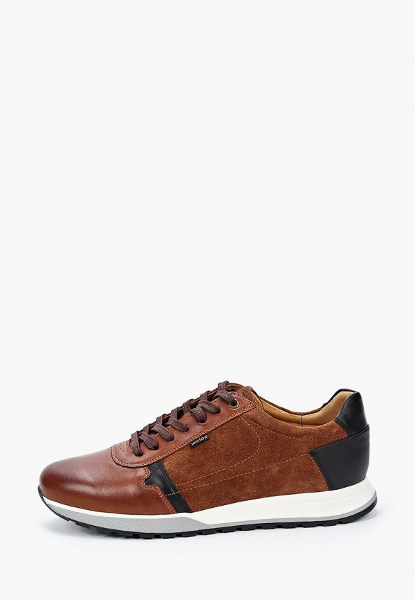 мужские кроссовки wojas, коричневые