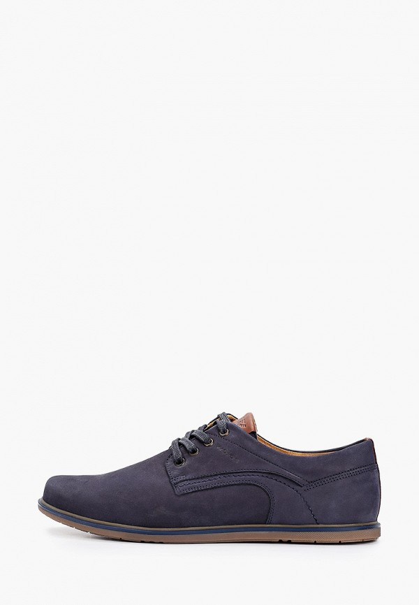 мужские туфли wojas, синие