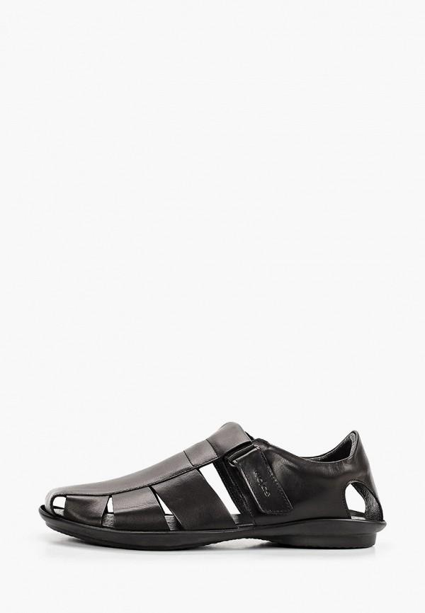 мужские сандалии wojas, черные