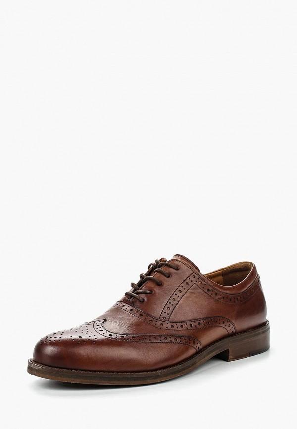 Фото 11 - мужские туфли Wojas коричневого цвета