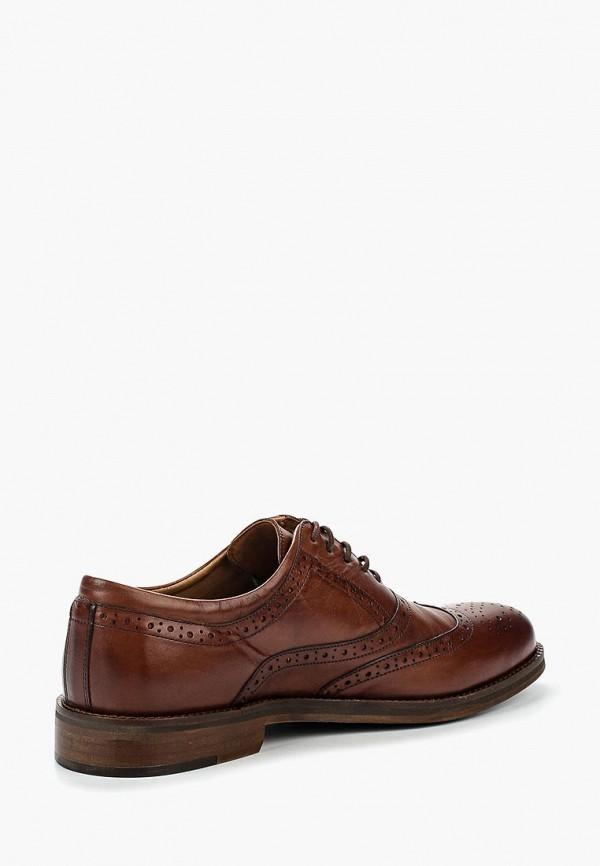 Фото 12 - мужские туфли Wojas коричневого цвета