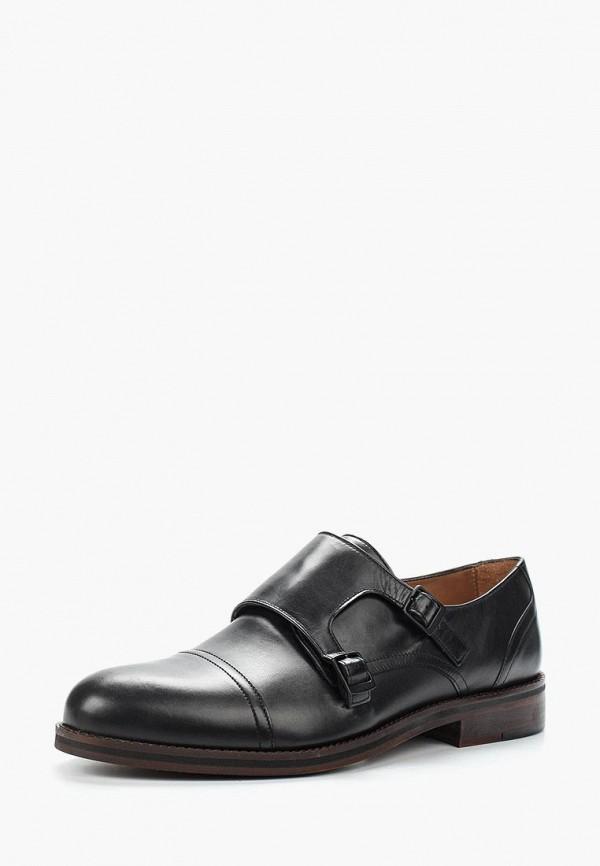 Фото 11 - мужские туфли Wojas черного цвета