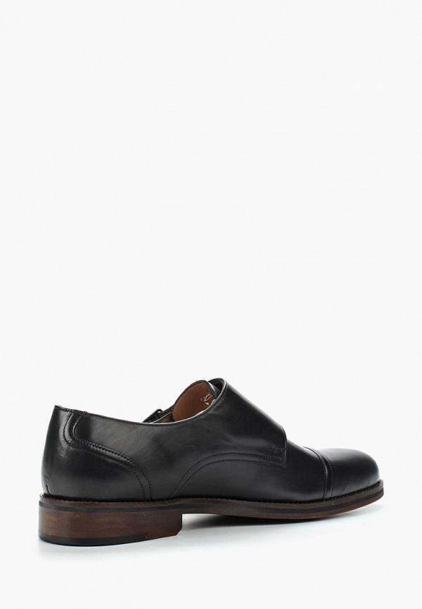 Фото 12 - мужские туфли Wojas черного цвета