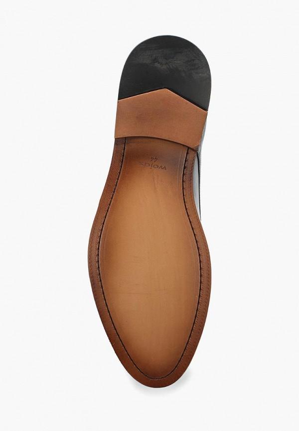 Фото 13 - мужские туфли Wojas черного цвета