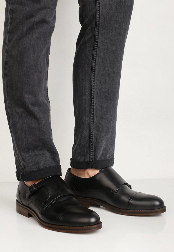 Фото 15 - мужские туфли Wojas черного цвета