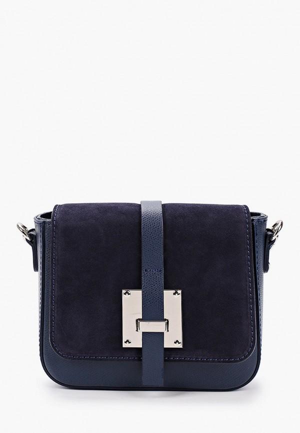 женская сумка wojas, синяя