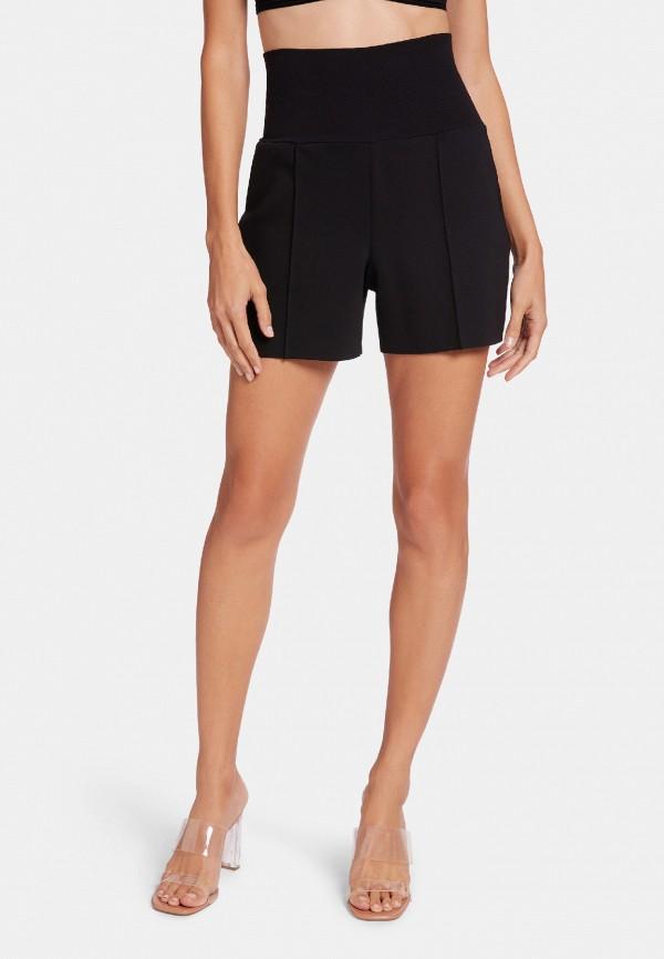 женские повседневные шорты wolford, черные