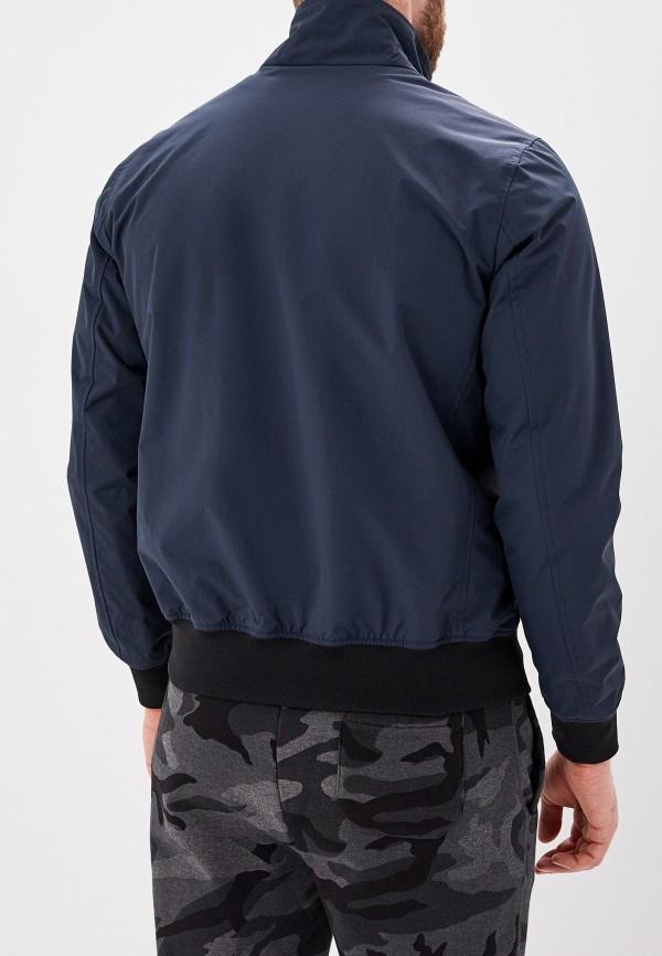 Фото 4 - Куртку Woolrich серого цвета