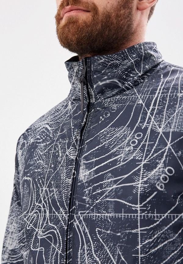 Фото 5 - Куртку Woolrich серого цвета