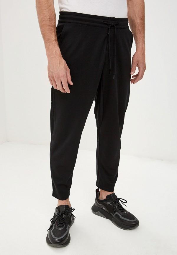 мужские спортивные спортивные брюки woolrich, черные