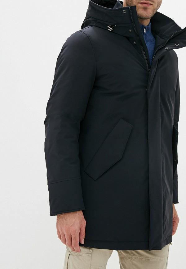 мужской пуховик woolrich, черный