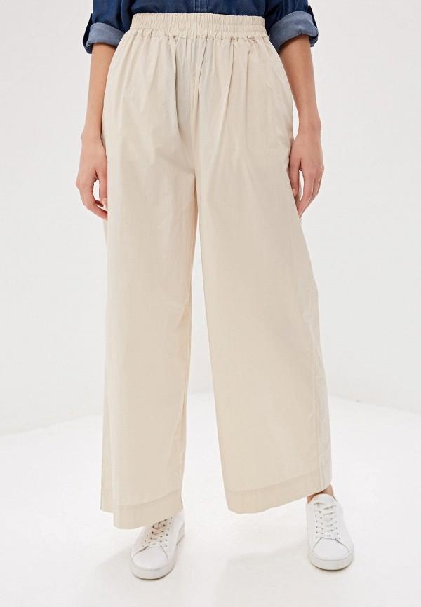 женские повседневные брюки woolrich, бежевые