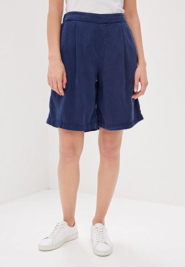 женские повседневные шорты woolrich, синие