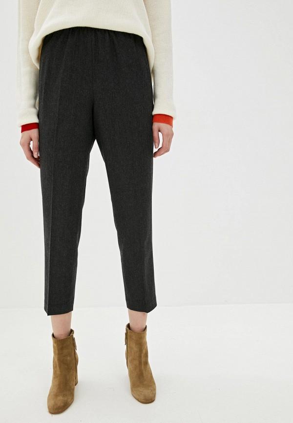 женские классические брюки woolrich, серые