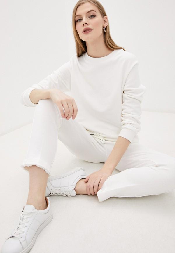женский свитшот woolrich, белый