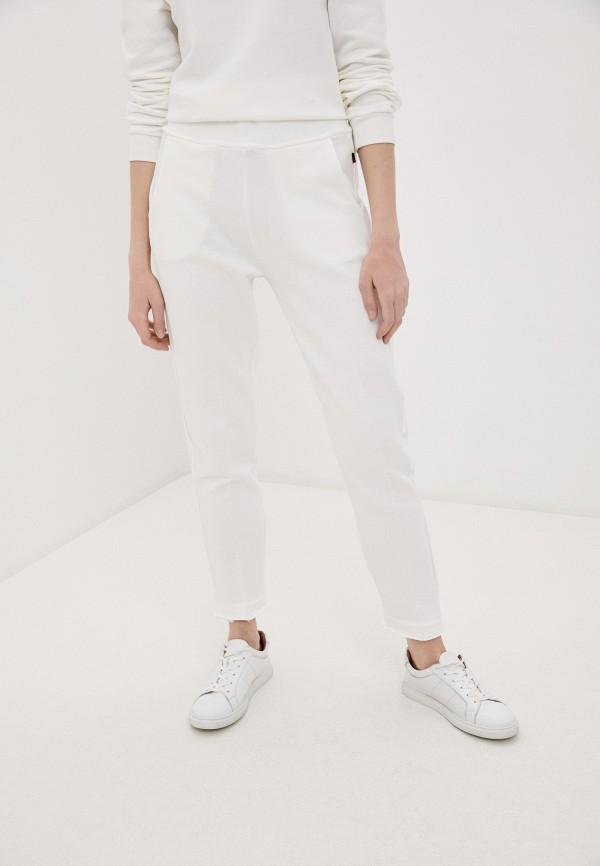 женские спортивные брюки woolrich, белые