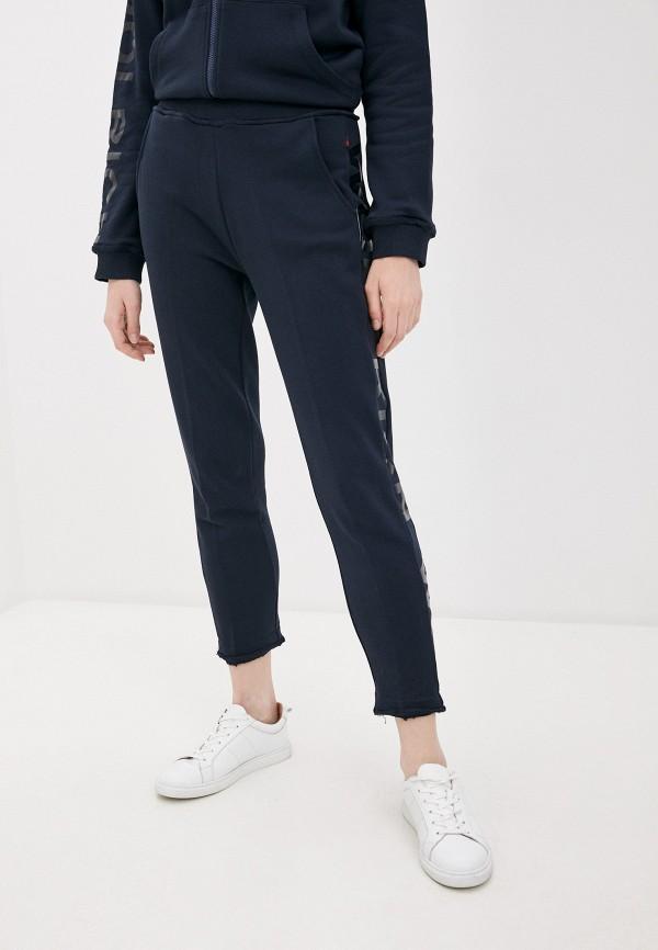 женские спортивные брюки woolrich, синие