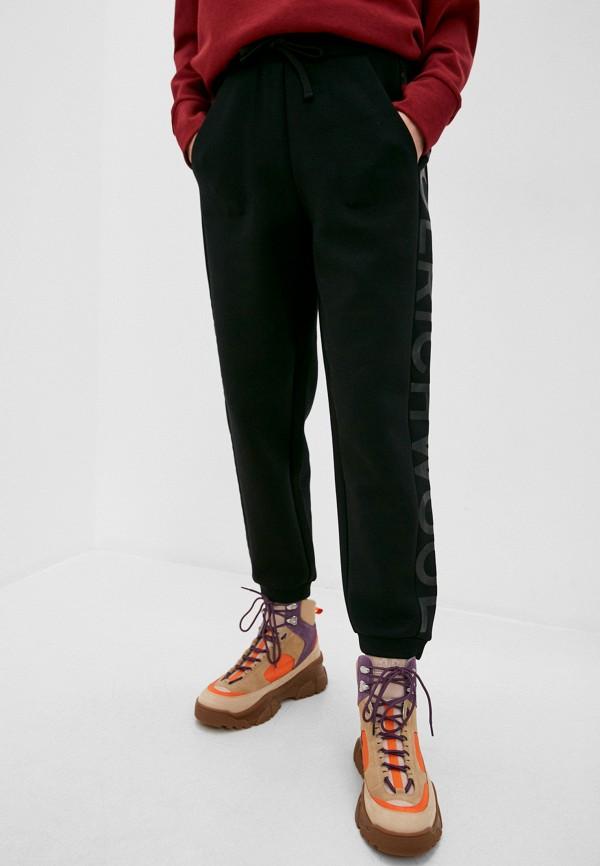 женские спортивные брюки woolrich, черные