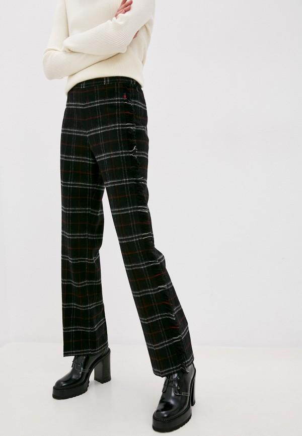 женские повседневные брюки woolrich, черные