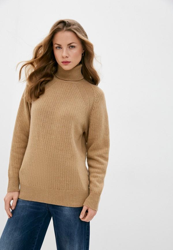 женский свитер woolrich, бежевый