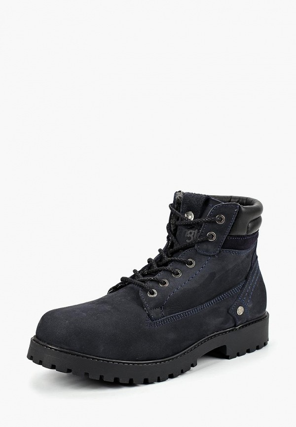 Ботинки Wrangler Wrangler WR224AMCNWU1 цены онлайн