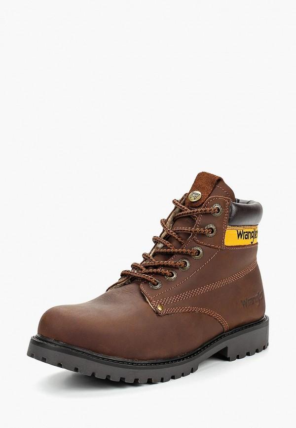 Ботинки Wrangler Wrangler WR224AMCNWU6 ботинки wrangler wrangler wr224awcowo1