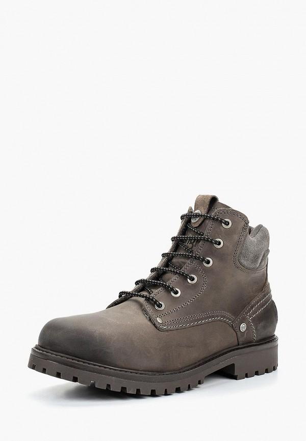 Ботинки Wrangler Wrangler WR224AMCPLW3 цены онлайн