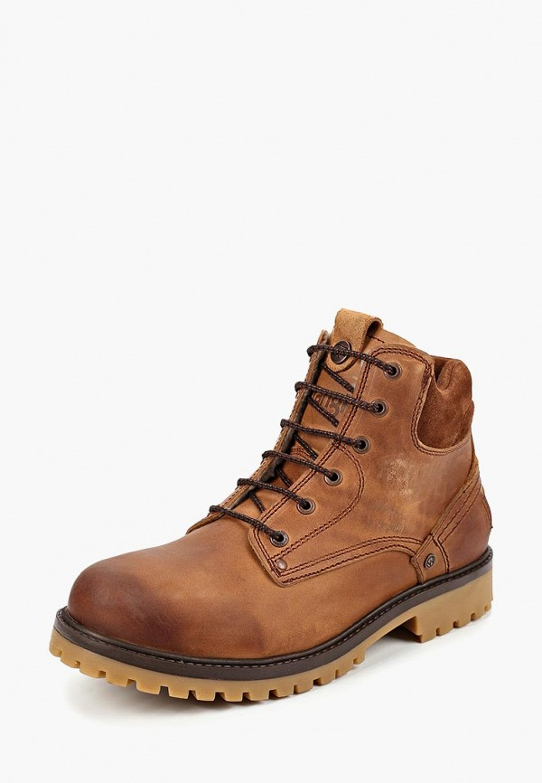 Ботинки Wrangler Wrangler WR224AMCPLW5 цены онлайн