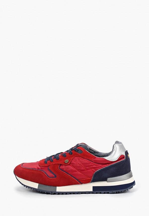 мужские кроссовки wrangler, красные
