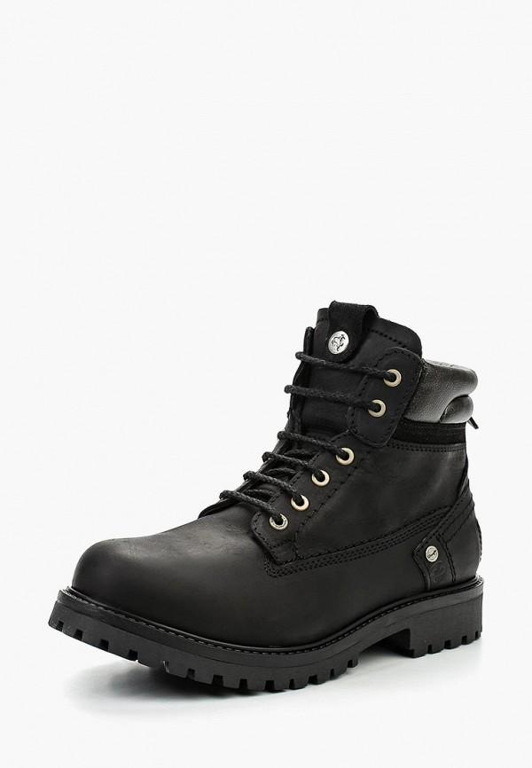 Ботинки Wrangler Wrangler WR224AMGBB22 wrangler ботинки wrangler wl162700m 445