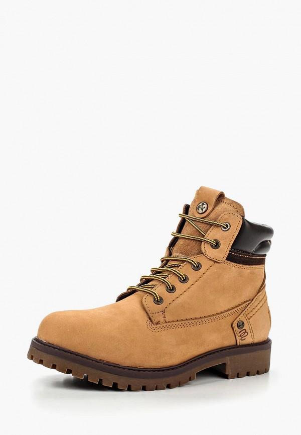 Ботинки Wrangler Wrangler WR224AMGBD81 цены онлайн