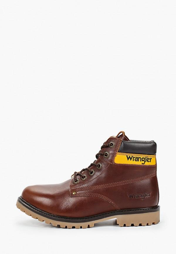 лучшая цена Ботинки Wrangler Wrangler WR224AMGJJJ0