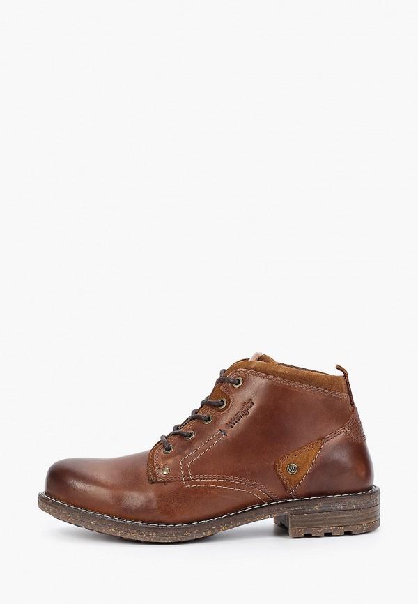 Ботинки Wrangler Wrangler WR224AMGJJL0 ботинки wrangler wrangler wr224awgsir8