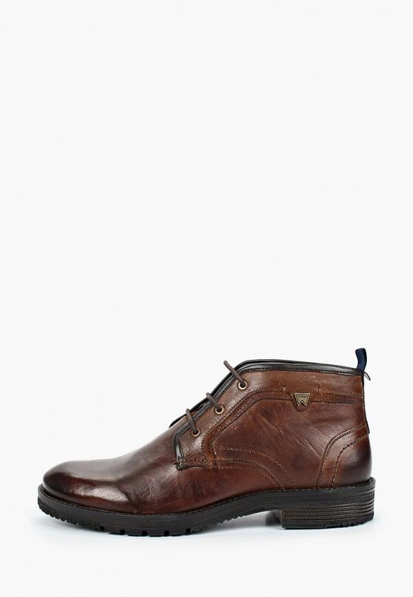 Фото - мужские ботинки и полуботинки Wrangler