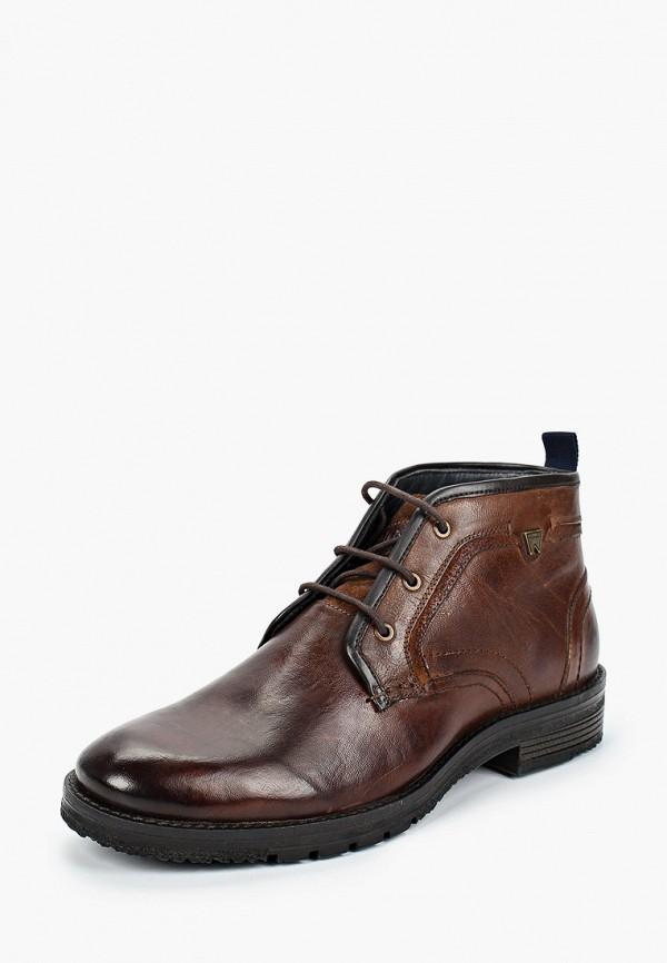 Фото 2 - мужские ботинки и полуботинки Wrangler