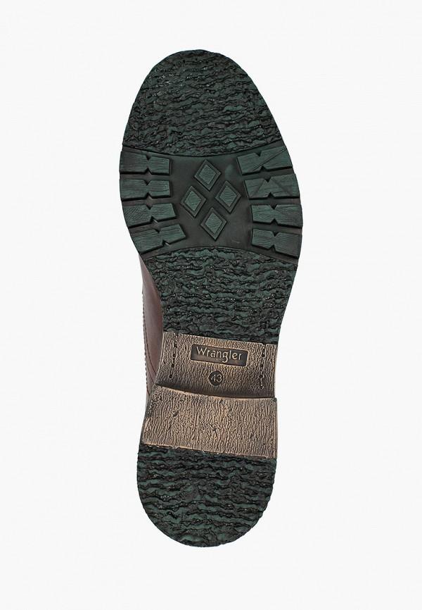 Фото 5 - мужские ботинки и полуботинки Wrangler