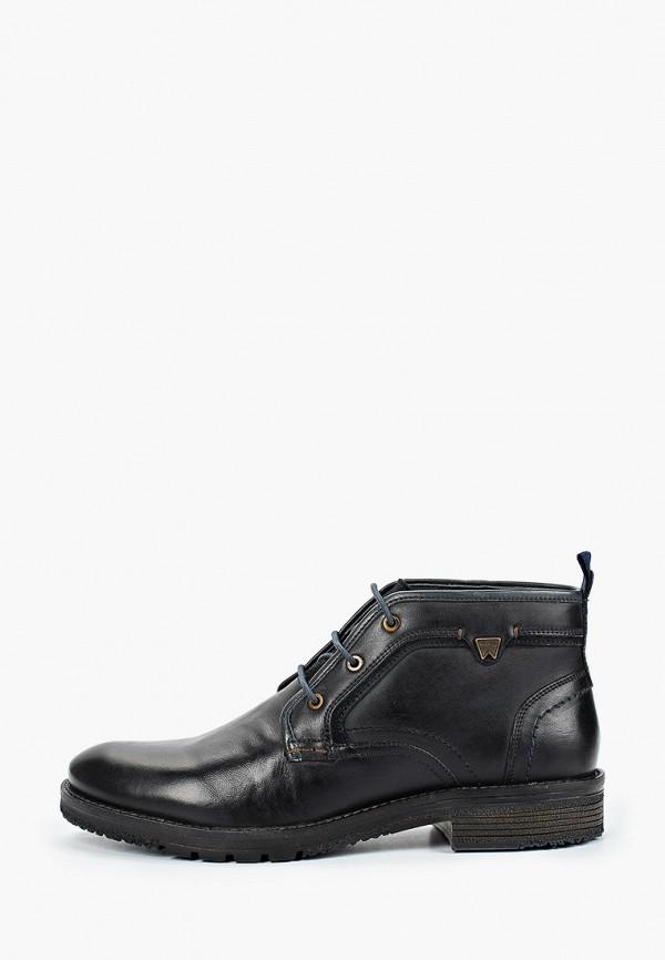 Ботинки Wrangler Wrangler WR224AMGJJM3 недорго, оригинальная цена
