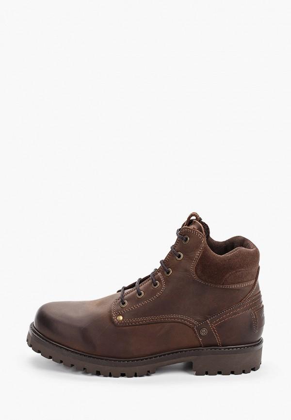 купить Ботинки Wrangler Wrangler WR224AMGSII8 дешево