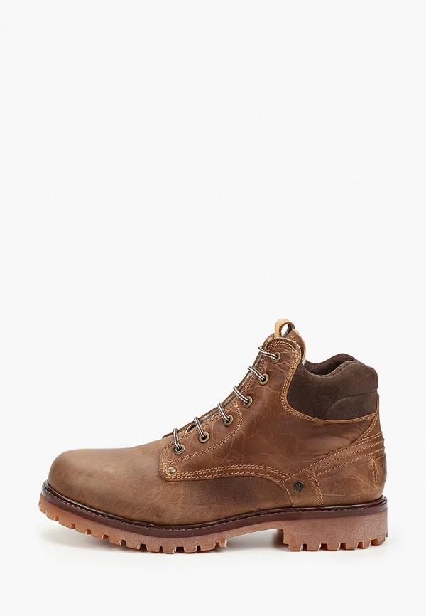 купить Ботинки Wrangler Wrangler WR224AMGSIJ1 дешево