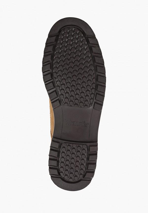Фото 5 - мужские ботинки и полуботинки Wrangler коричневого цвета