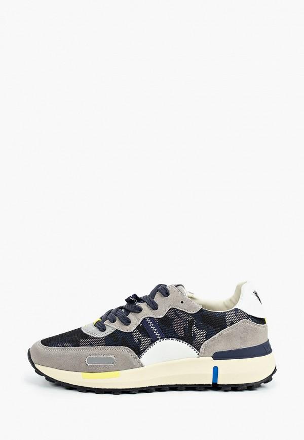 мужские низкие кроссовки wrangler, серые
