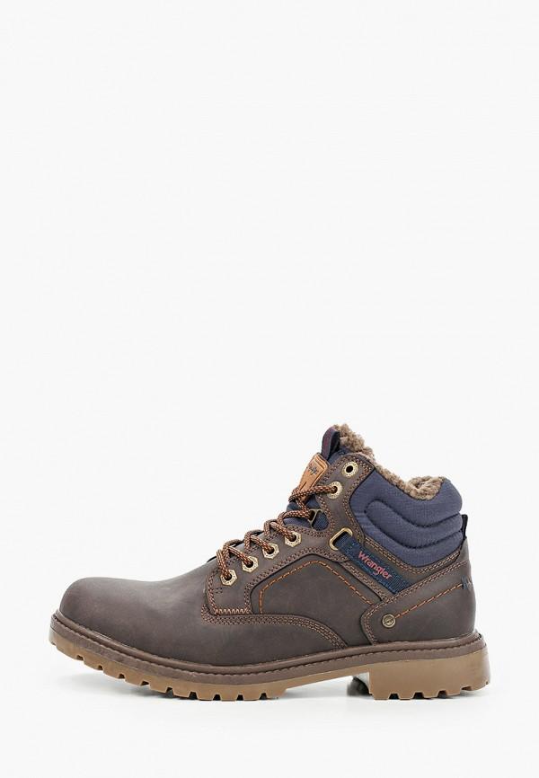Ботинки Wrangler WM02160R-30 фото