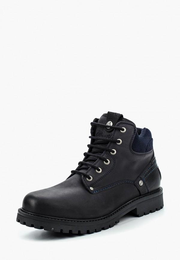 Ботинки Wrangler Wrangler WR224AMLIS07 wrangler ботинки wrangler wl162700m 445