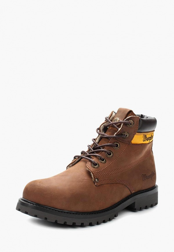 Ботинки Wrangler Wrangler WR224AMWUM33 цены онлайн