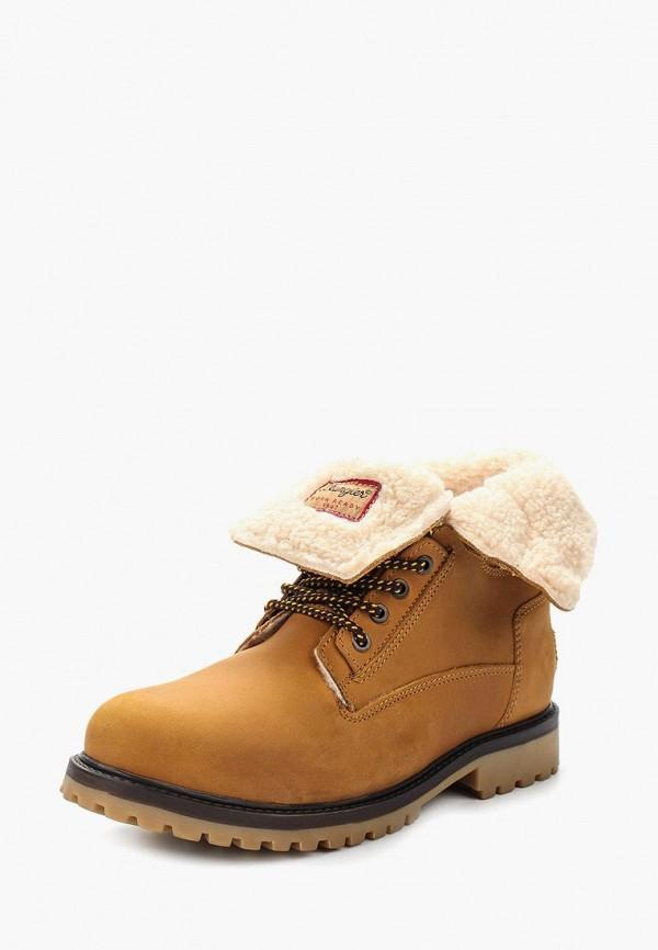 Ботинки Wrangler Wrangler WR224AMWUM35 wrangler ботинки wrangler wl162700m 445